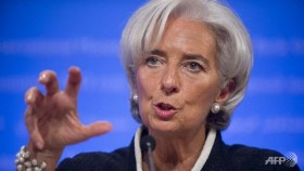 Greece euro exit 'a possibility': IMF chief