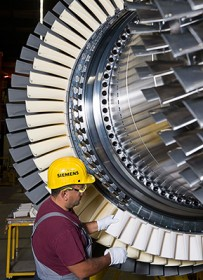 Siemens to provide the first H-class world-record power plant technology in Mexico