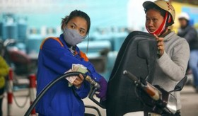Petrol price increased by VND646 per litre