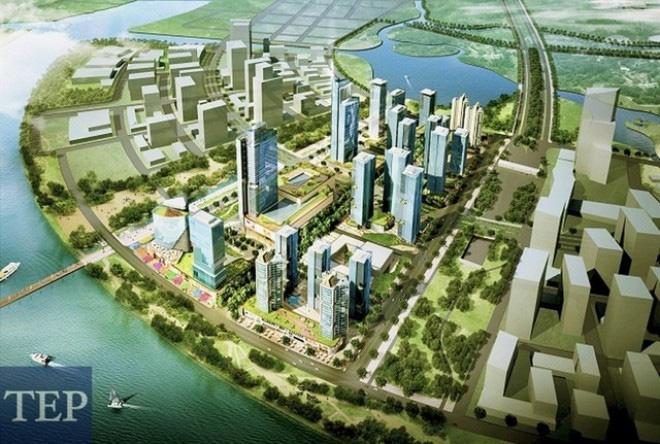 three us investors plan 4 billion real estate project in thu thiem