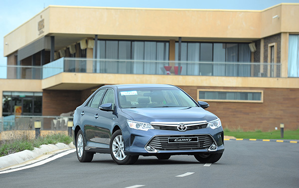 Toyota recalls 2,410 Camry 2.0E for faulty