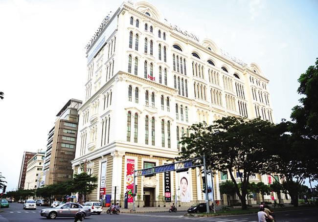 parkson falls behind rival shopping malls