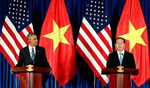 Vietnam, U.S. issue Joint Statement