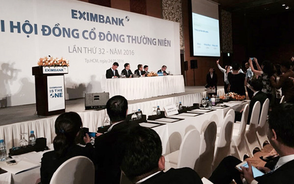 second eximbank agm inconclusive