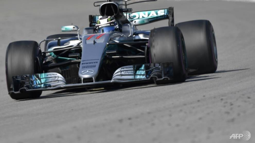 bottas takes his first f1 victory with russian win