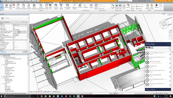 New Revit 2018 release strengthens support for
