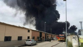 37 injured in blast at chemical recycling plant in Spain
