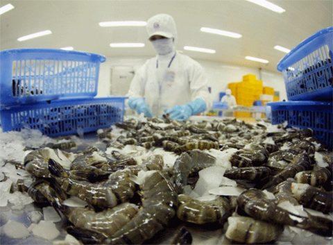 US extends anti-dumping duties on VN frozen shrim