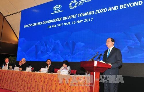 keynote address by state president tran dai quang at dialogue on apec toward 2020 and beyond