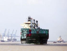 Logistics firms increase cross-border transport