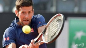 Djokovic, Nadal stay on course in Rome
