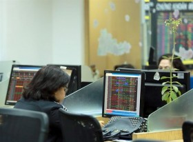 Shares sink on investor sentiment