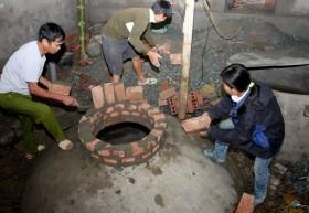 Sub-standard biogas tanks pose high risks