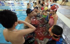 Fewer than one-third of VN children can swim