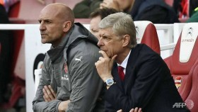 Wenger and Arsenal's Champions League run ends