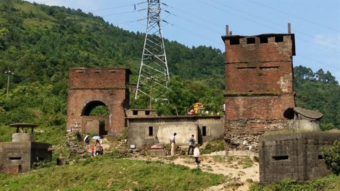 Vân Cổng Hải công nhận là di tích lịch sử và kiến trúc