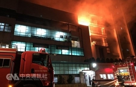 no vietnamese victims found in taiwans factory fire