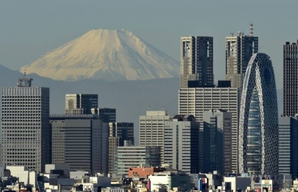 mount fuji eruption could paralyse tokyo report