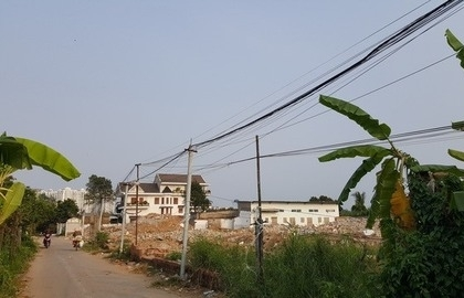 city to settle land dispute at north phuoc kien residential area