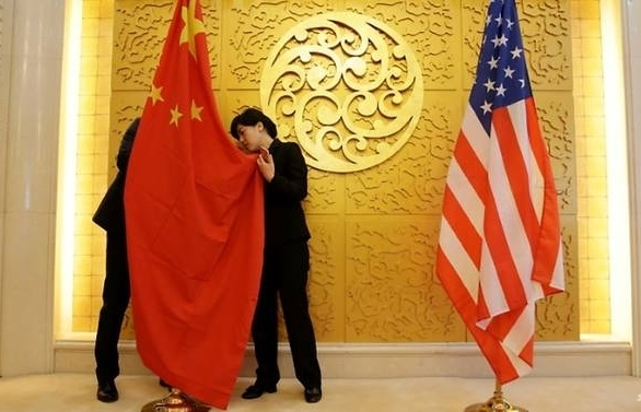 us china dampen expectations as trade talks begin