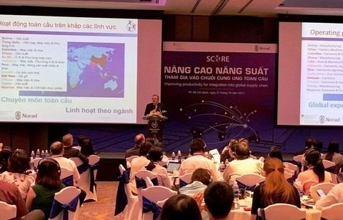 ho chi minh city helps supporting industries improve quality