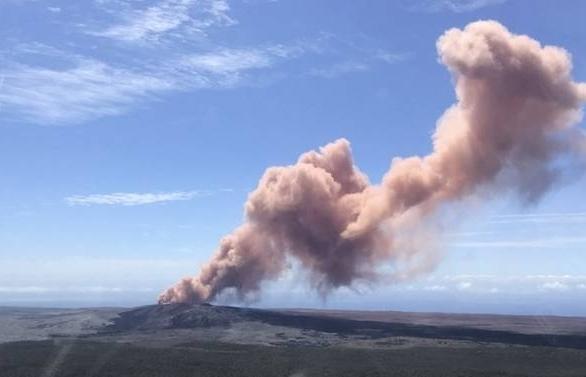 hawaii volcano eruption forces mandatory evacuation order