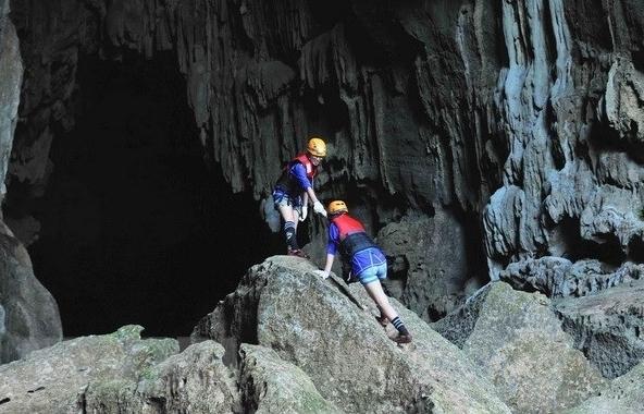 quang binh potential for tourism development