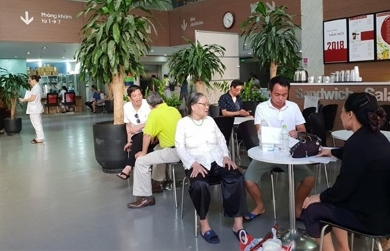 vietnam faces serious shortage of qualified nursing care workers for elderly