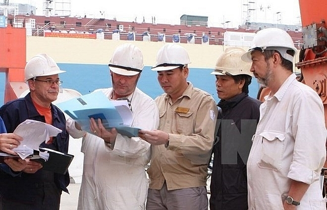 over 80000 foreigners working in vietnam