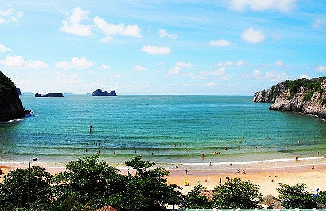 top 3 paradise beaches in northern vietnam