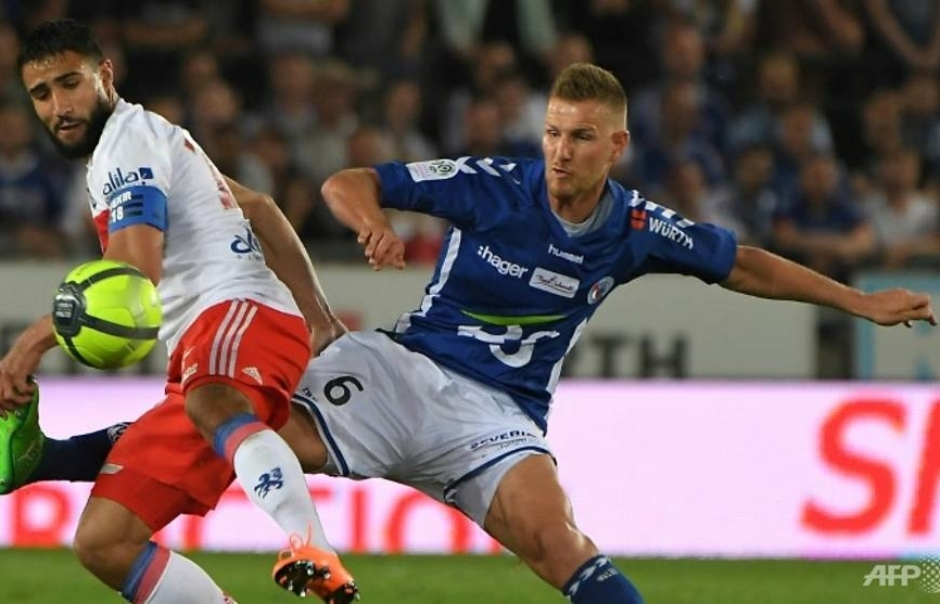 lyon blow chance to secure champions league spot monaco go second