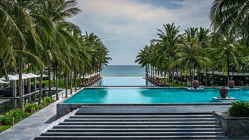 3 vietnamese resort pools named among worlds most stunning