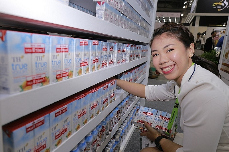 th true milk making a splash in the international market