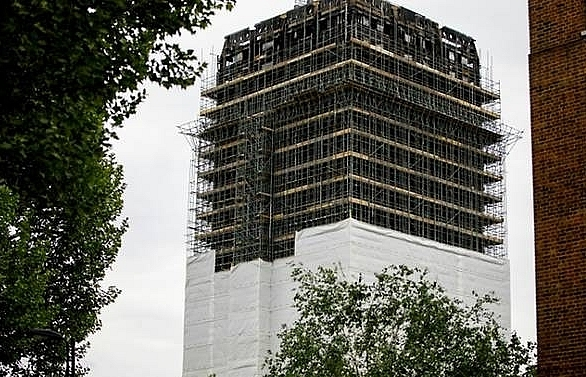 uk to spend 539m removing grenfell tower style cladding from high rises