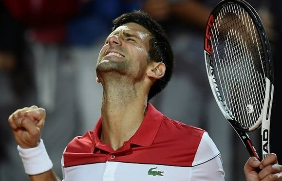 nadal djokovic to meet for 51st time in rome