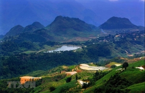 stunning view of ha giangs natural landscapes in summer