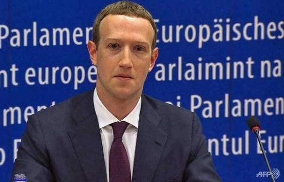 'I'm sorry', Facebook's Zuckerberg tells European lawmakers