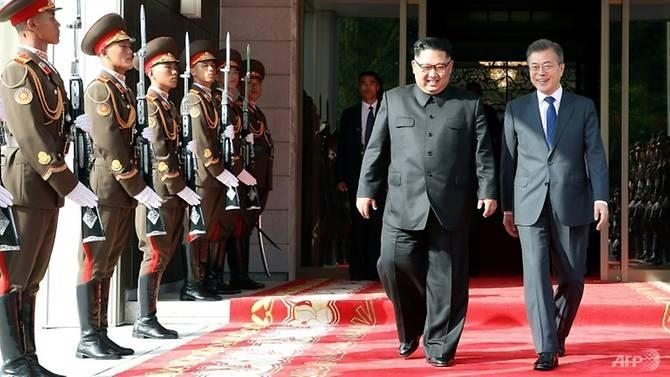 trump sees brilliant potential for north korea as summit prep continues