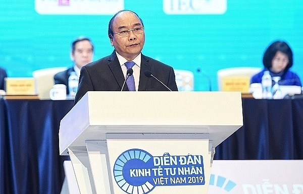 vietnam private sector economic forum session 3