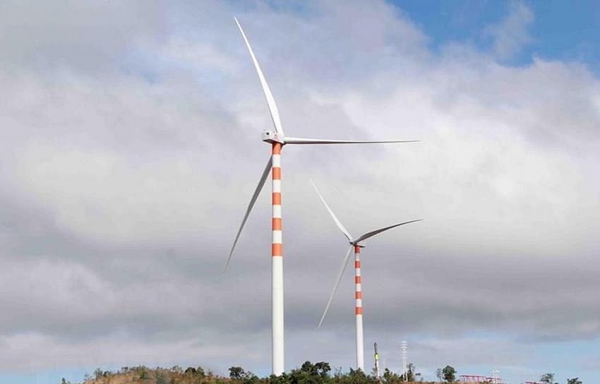 french bank named financial adviser for ke ga wind power project