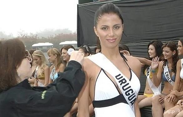 uruguayan beauty queen found dead in mexico hotel room