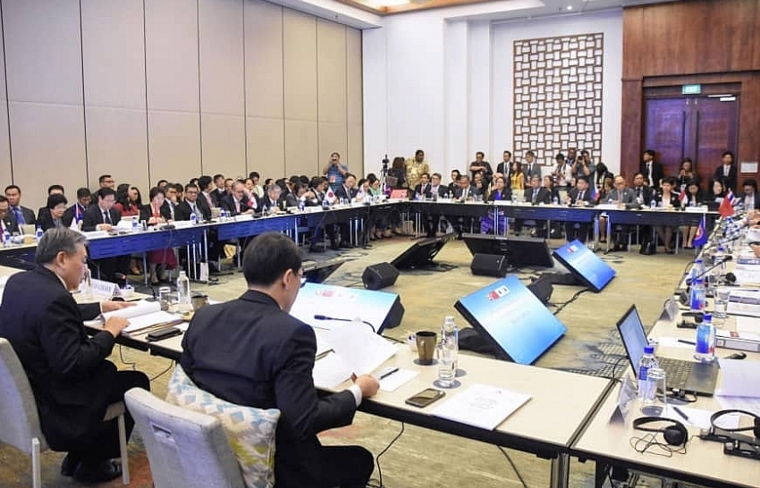 asean3 finance ministers propose measures to deal with financial crisis