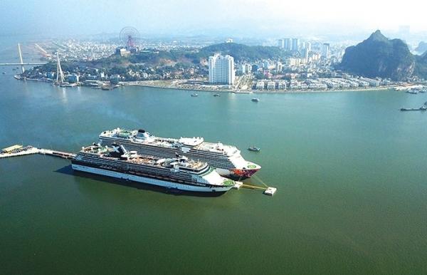 the tourism hotspot of quang ninh