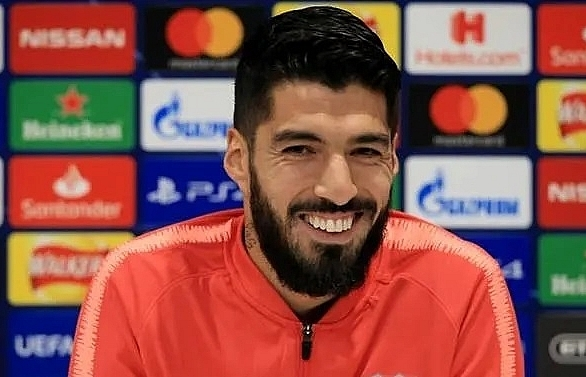 suarez thanks liverpool for helping him to the top