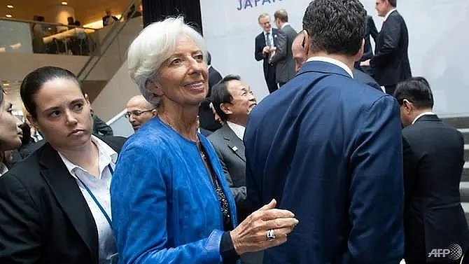 imf chief says us china tensions threat to world economy
