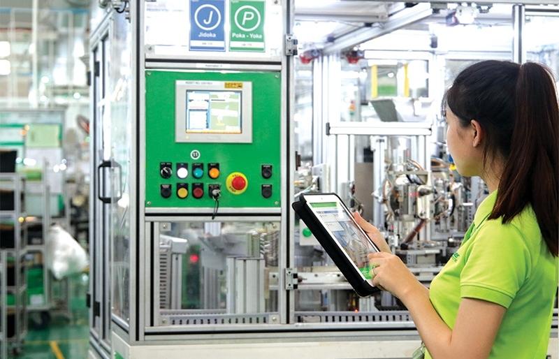 opening vietnam up to industry 40