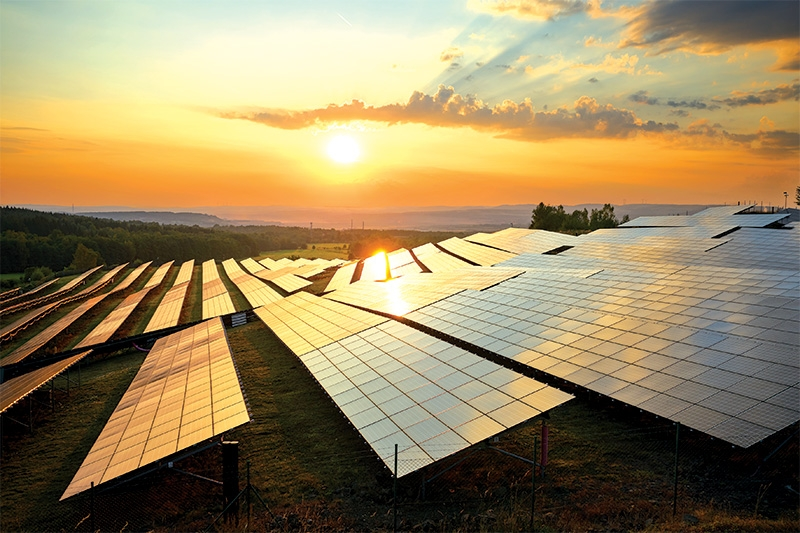 making headway with draft solar power rules