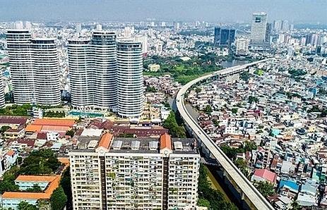 hcm city sees supply of houses villas slump