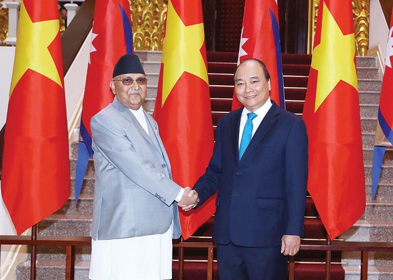new nepalese ties via uns vesak day
