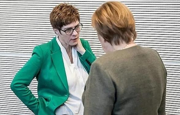merkels preferred successor says wont seek post before 2021